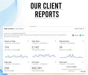 FB Clients Reports